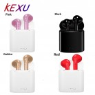 US $6.98 20% OFF|KEXU i7s TWS Mini Wireless Bluetooth Earphone Stereo Earbud Headset With Charging Box Mic For All Smart phone iPhone XS Hot Sell-in Bluetooth Earphones & Headphones from Consumer Electronics on Aliexpress.com | Alibaba Group