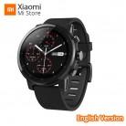 12266.4 руб. |Xiaomi Huami Amazfit Stratos Pace 2 умные часы с gps PPG пульсометр Firstbeat VO2max 5ATM водостойкий купить на AliExpress