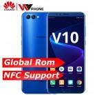 Huawe honor v 10 4 г 64 г вид 10 оригинальный мобильный телефон Восьмиядерный 5,99 дюймов view10 двойная задняя камера отпечатков пальцев ID NFC honor v 10 купить на AliExpress