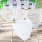 111.86 руб. 5% СКИДКА|4 шт. прозрачная практичная кухня Bento украшения суши Onigiri Плесень еда пресс треугольной формы рисовый шар аксессуары от производителей-in Суши инструмент from Дом и сад on Aliexpress.com | Alibaba Group
