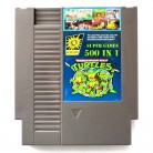 US $10.79 10% OFF|500 In 1 72 pins 8 bit Game card with game Contra NINJA TURTLES1 2 3 4 ADVENTURE ISLAND Bomber man P.O.W DOUBLE DRAGON-in Memory Cards from Consumer Electronics on Aliexpress.com | Alibaba Group