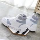 2273.46 руб. |Мужские и женские кроссовки для бега, белые летние уличные кроссовки, размер 36 44 купить на AliExpress