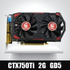 4423.19 руб. 42% СКИДКА|Veineda видео карта оригинальный GPU GTX750Ti 2 ГБ GDDR5 Видеокарты instantkill R7 350, HD6850 для NVIDIA GeForce игры-in Графические карты from Компьютер и офис on Aliexpress.com | Alibaba Group