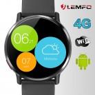 9203.37 руб. 30% СКИДКА|LEMFO LEM X Android 7,1 4G 2,03 дюймов 900 мАч 8MP камера Водонепроницаемые Роскошные умные часы спортивные часы c GPS Smartwatch для мужчин-in Смарт-часы from Бытовая электроника on Aliexpress.com | Alibaba Group