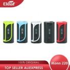 Оригинальный мод Eleaf iKonn для испарителя, мод для атомайзера ELLO, 220 Вт, аккумулятор 18650, электронная сигарета, вейп, Swag 2