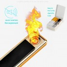 254.43 руб. 14% СКИДКА|2018 фокус Ультра легкая электронная USB Зажигалка портативная беспламенная ветрозащитная Зажигалка перезаряжаемая плазменная дуговая зажигалка-in Аксессуары для сигарет from Дом и сад on Aliexpress.com | Alibaba Group