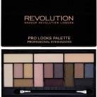 Палетка теней, 15 оттенков - Makeup Revolution Pro Looks Palette: купить по лучшей цене в Украине - MAKEUP