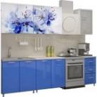 Кухня Миф Лара 2,0 м с фотопечатью МДФ: купить недорого в интернет-магазине, низкие цены