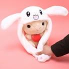 320.53 руб. |Douyin/плюшевая шапка с движущимися кроличьими ушками, ручная работа, для движения вертикальных ушей, шапка для детей, для девочек, женские вечерние подарки для сцены-in Шапки и кепки from Мать и ребенок on Aliexpress.com | Alibaba Group