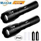 US $8.21 20% OFF|EZK20 Dropshipping 2PCS/Lot Portable 8000LM T6 LED Flashlight 5 Mode Zoomable Torch Camping Light For 18650 or 3xAAA No Battery-in LED Flashlights from Lights & Lighting on Aliexpress.com | Alibaba Group
