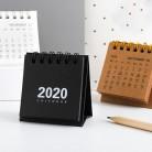 2020 Calendar Black White Grey Series Desktop Calendar Dual Daily Schedule Table Planner School Office Supplies 2020 New Year on AliExpress