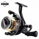 US $22.59 48% OFF|SeaKnight TREANT II 5.0:1 6.2:1 Fishing Reel 1000H 6000H Spinning Reel 15KG/33LBs Carbon Fiber Drag Power Carp Fishing Tackles-in Fishing Reels from Sports & Entertainment on Aliexpress.com | Alibaba Group