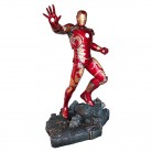 Marvel Character Mk43 Model Action Figure Toy With Led - Buy Marvel Movie Character Model,50cm Action Figure For Decoration,Red Model Toy Product on Alibaba.com