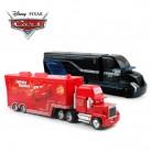 Disney Pixar Cars 2 3 игрушечные лошадки Молния Маккуин Джексон Storm Мак дядя грузовик 1:55 литой модельный автомобиль игрушки детей подарок на день рождения купить на AliExpress