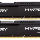 Купить Модуль памяти KINGSTON HyperX FURY Black HX424C15FB3K2/16 DDR4 -  2x 8Гб в интернет-магазине СИТИЛИНК, цена на Модуль памяти KINGSTON HyperX FURY Black HX424C15FB3K2/16 DDR4 -  2x 8Гб (366832) - Москва