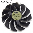 Вентилятор охлаждения 88 мм T129215SU PLD09210S12HH 4Pin для Gigabyte GTX 1050 1060 1070 960 RX 470 480 570 580 кулер для видеокарты