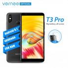 € 63.35 30% de réduction|Vernee T3 Pro 5.5 ''Smartphone plein écran 3 GB RAM 16 GB ROM téléphone Mobile Android 8.1 MTK6739 Quad core 4080 mAh 4G LTE téléphone portable-in Mobile Téléphones from Téléphones portables et Des Télécommunications on Aliexpress.com | Alibaba Group