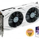 Видеокарта ASUS nVidia  GeForce GTX 1060 ,  DUAL-GTX1060-6G