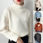 US $16.38 43% OFF ZOGAA Women Sweater 2019 New Fashion Pure Color Slim Fit Casual Sweater Underwear Korean Sweater Women Clothing Outwear-in Pullovers from Women's Clothing on Aliexpress.com   Alibaba Group
