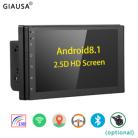 2дин Автомагнитола магнитола 2 din андроид с навигацией GPS авто системный блок мультимедиа головное устройство динамик USB DVR поддержка видеоре...
