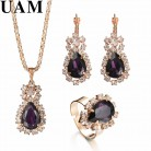 US $1.47 49% OFF Fashion Wedding Gift Jewelry Gold Color Water Drop Shape Crystal Earrings Necklace Adjustable Rings Set Women Jewelry Sets-in Bridal Jewelry Sets from Jewelry & Accessories on Aliexpress.com   Alibaba Group