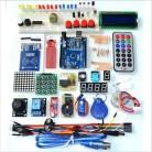 1237.63 руб. 12% СКИДКА|Бесплатная доставка Модернизированный Расширенный версия Starter Kit RFID узнать Люкс комплект ЖК дисплей 1602 для Arduino UNO R3-in Интегральные схемы from Электронные компоненты и принадлежности on Aliexpress.com | Alibaba Group