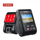 "US $76.54 21% OFF|Original VIOFO Upgrated A119 V2 2.0"" LCD Capacitor Novatek 96660 HD 2K 1440P Car Dash video recorder DVR Optional GPS CPL Filter-in DVR/Dash Camera from Automobiles & Motorcycles on Aliexpress.com 