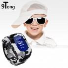 1285.76 руб. |9 Тонг Q50 дети smart watch с gps локатор smart watch для детей Remote Monitor для smart watch для детские часы лучшие подарки купить на AliExpress