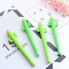 US $0.86 28% OFF|2Pcs New Cute Creative Green Cactus Flower Gel Pen Office School Gift Stationery Pen E0466-in Gel Pens from Office & School Supplies on Aliexpress.com | Alibaba Group