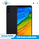9841.07 руб. |Оригинальный Xiaomi Redmi Note 5 4 GB 64 GB Глобальный Встроенная память 5,99