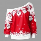 US $15.66 |New Stylish Sweaters Unisex Men Women Santa Xmas Sweater Pullovers Long Sleeve  Moose Christmas Novelty Ugly Retro Warm Sweater-in Pullovers from Women's Clothing on Aliexpress.com | Alibaba Group
