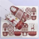 47.76 руб. 10% СКИДКА|1 лист дизайн ногтей Наклейка на Новый год слайдер татуировки Рождество вода наклейка Санта Клаус Снеговик Полный Обертывания дизайн наклейки своими руками-in Наклейки и наклейки from Красота и здоровье on Aliexpress.com | Alibaba Group