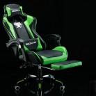 6421.12руб. 54% СКИДКА|Бесплатная доставка, игровое кресло из искусственной кожи для гонок, Интернет кафе, WCG компьютерное кресло, удобное кресло для дома-in Офисные стулья from Мебель on AliExpress