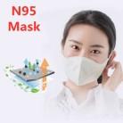 KN95 маска CE сертификация N95 Респиратор маска многоразовая FFP3 маска для рта 95% фильтрация 5 слоев защитные маски FFP2 KF94