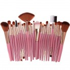 US $2.17 41% OFF|2018 Popular 25pcs Makeup Brushes Set Beauty Foundation Power Blush Eye Shadow Brow Lash Fan Lip Face Make Up Brushes-in Eye Shadow Applicator from Beauty & Health on Aliexpress.com | Alibaba Group