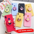 US $2.33 |3D silicone cartoon phone holder case for xiaomi redmi note 7 5 6 pro k20 7a 4a 4x 5a prime 6a 5 plus go cute stand cover on AliExpress - 11.11_Double 11_Singles' Day