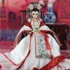 4092.51 руб. 17% СКИДКА|Очарование Востока костюмированная кукла, DIY кукла, 30 см Восточная рифма, принцесса shingping включая одежду Оригинальная кукла Ограниченная Коллекция-in Куклы from Игрушки и хобби on Aliexpress.com | Alibaba Group