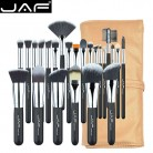 € 16.29 29% de DESCUENTO|JAF 24 unids Profesional Brochas para Maquillaje Conjunto de Alta Calidad Componen Cepillos Función Completa de Estudio de maquillaje Kit de Pinceles de Maquillaje J2404YC B-in rizador de pestañas from Belleza y salud on Aliexpress.com | Alibaba Group