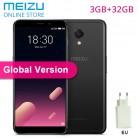 8282.97 руб. |Meizu M6s 3 Гб 32 Гб ПЗУ M712H глобальная версия мобильного телефона Hexa Core cpu 5,7