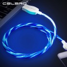 US $2.99 25% OFF|LED Luminous Micro USB Type C Charging Cable For Huawei P30 Pro Honor 10i 9 Lite Xiaomi Redmi Note 5/5A Cell Phone Charger Cabel-in Mobile Phone Cables from Cellphones & Telecommunications on Aliexpress.com | Alibaba Group