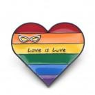 146.68руб. 44% СКИДКА|Love is love rainbow гомосексуальность цинк металлический Узелок Значки para рубашка сумка Одежда Кепка рюкзак броши для обуви медали E0423-in Значки from Дом и животные on AliExpress - 11.11_Double 11_Singles' Day