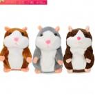 US $7.45 |2018 Talking Hamster Mouse Pet Plush Toy Learn To Speak Electric Record Hamster Educational Children Stuffed Toys Gift 15cm-in Stuffed & Plush Animals from Toys & Hobbies on Aliexpress.com | Alibaba Group
