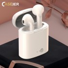 US $9.79 50% OFF|CASEIER I7S Wireless Bluetooth Earphone HIFI Wireless Earphones With Charging Box Case Auriculares bluetooth inalambrico Headset-in Bluetooth Earphones & Headphones from Consumer Electronics on Aliexpress.com | Alibaba Group