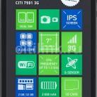 Планшет DIGMA CITI 7591 3G,  2GB, 32GB черный
