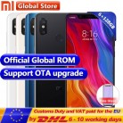 US $295.99 |Xiaomi Mi 8 Mi8 6GB 128GB telephone Snapdragon 845 Octa Core 6.21