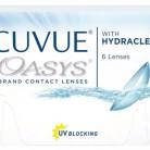 Купить Контактные линзы Acuvue OASYS with Hydraclear Plus (6 линз) R 8,4 D -5 по низкой цене с доставкой из маркетплейса Беру