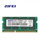 ZiFei  ram  DDR3  2GB  4GB  8GB  1066MHz  1333MHz  1600MHz  204Pin SO-DIMM  module Notebook memory  for Laptop