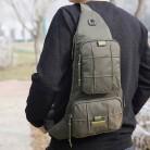 959.28 руб. 32% СКИДКА Высококачественные нейлоновые мужские винтажные сумки через плечо водонепроницаемые дизайнерские дорожные сумки для верховой езды на одно плечо сумки мессенджеры нагрудный рюкзак на день on Aliexpress.com   Alibaba Group