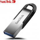 340.08 руб. 50% СКИДКА|SanDisk 100% оригинальные ультра чутье флеш накопитель USB 3,0 16 ГБ 32 64 128 ручка привода высокая скорость Memory Stick купить на AliExpress