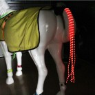 MOLOY NEW 100CM Horse Tail USB Lights Chargeable LED Crupper Horse Harness Equestrian Outdoor Sports The Lights Horse Tail-in Horse Care Products from Sports & Entertainment on Aliexpress.com | Alibaba Group
